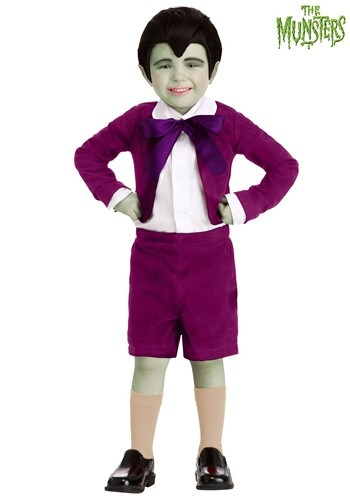 The Munsters Toddler Eddie Munster Costume