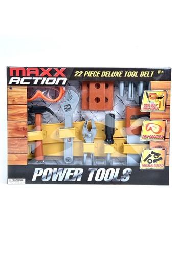 22 Piece Deluxe Tool Belt Kit