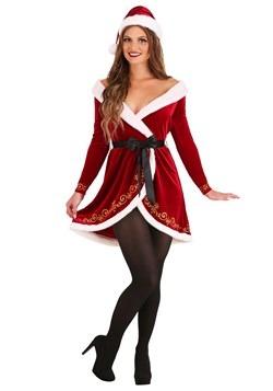 Women's Sexy Mrs. Claus Costume New