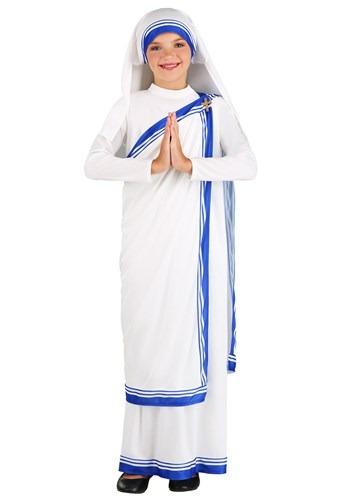 Girls Mother Teresa Costume