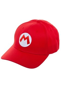 Mario Flex Fit Cap