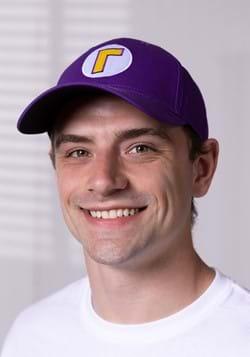 Waluigi Flex Fit Cap