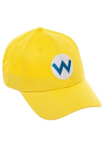 Wario Flex Fit Cap
