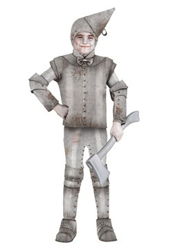 Kid's Tin Fellow Costume Main