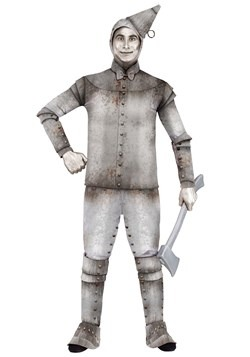 Plus Size Men's Tin Fellow Costume Main