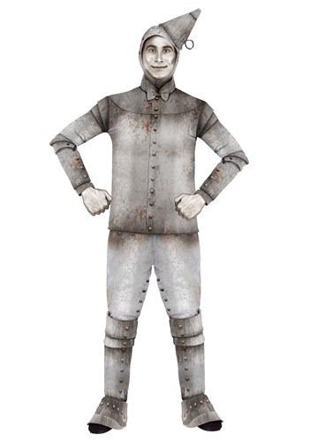 Plus Size Mens Tin Fellow Costume