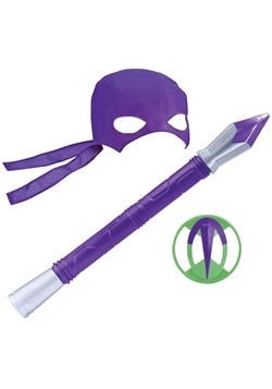 TMNT Donatello Ninja Roleplay Set