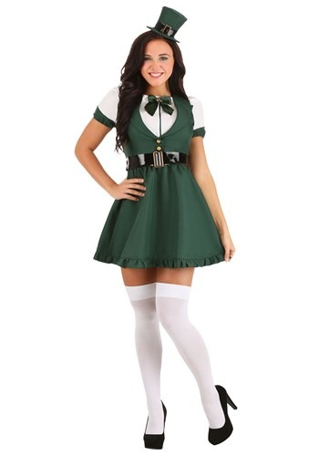 Women's Sexy St. Patrick's Day Costume
