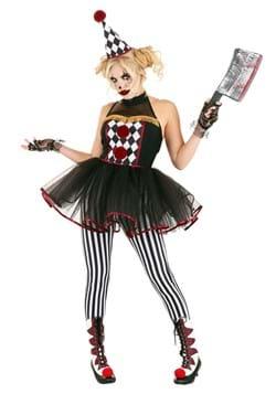 Womens Twisted Clown Costume_update