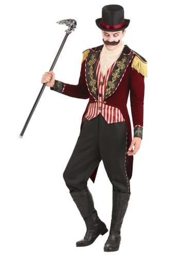 Men's Scary Ringmaster Costume