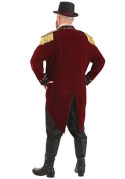 Plus Size Men's Scary Ringmaster Costume Alt 1