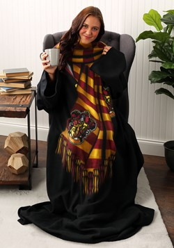 Harry Potter Winter Potter Comfy Throw update