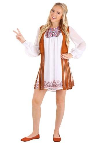 Womens 70s Free Spirit Costume