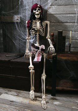 Pirates of the Caribbean Jack Sparrow Skeleton Update 1