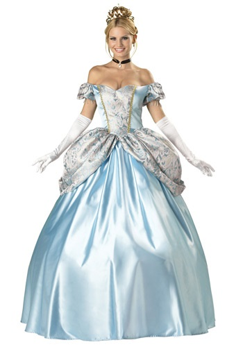 Click Here to buy Elite Enchanting Princess Costume from HalloweenCostumes, CDN Funds