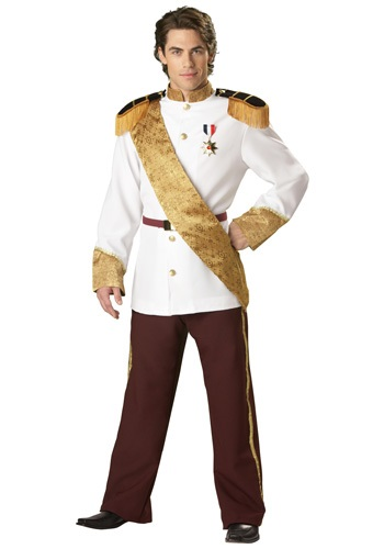 Costume Ideas for You and Your Dog Elite Prince Charming Costume