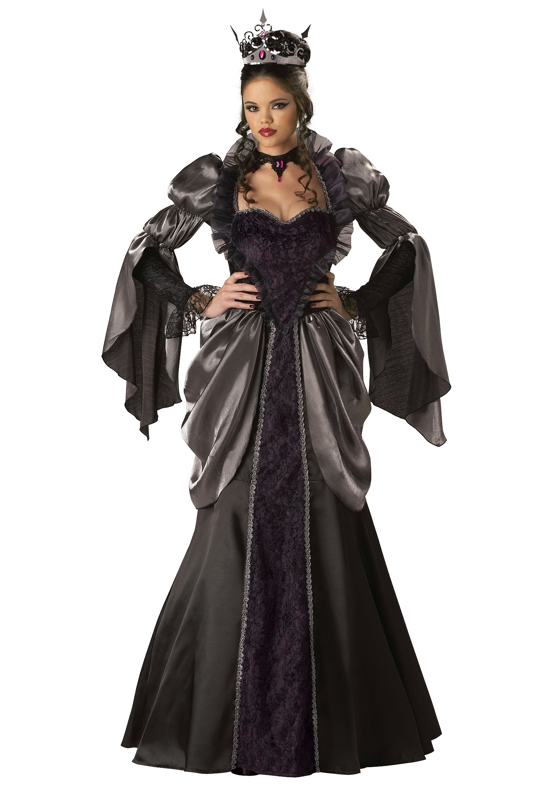 womens,wicked,queen,costume