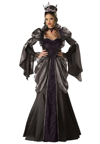 Womens Wicked Queen Costume By: In Character for the 2015 Costume season.