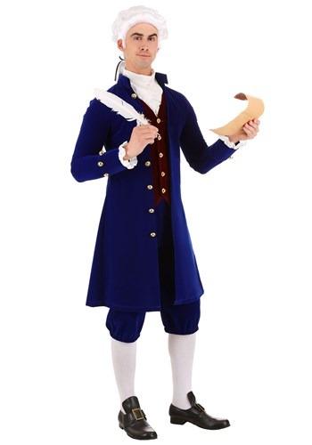 Men's Thomas Jefferson Costume