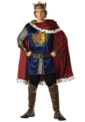 Noble King Costume By: In Character for the 2015 Costume season.
