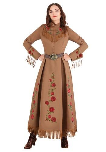 Womens Annie Oakley Cowgirl Costume