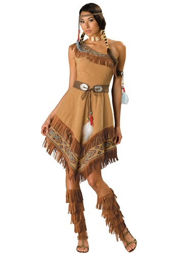 Sexy Tribal Native Costume - Sexy Indian Girl Costume
