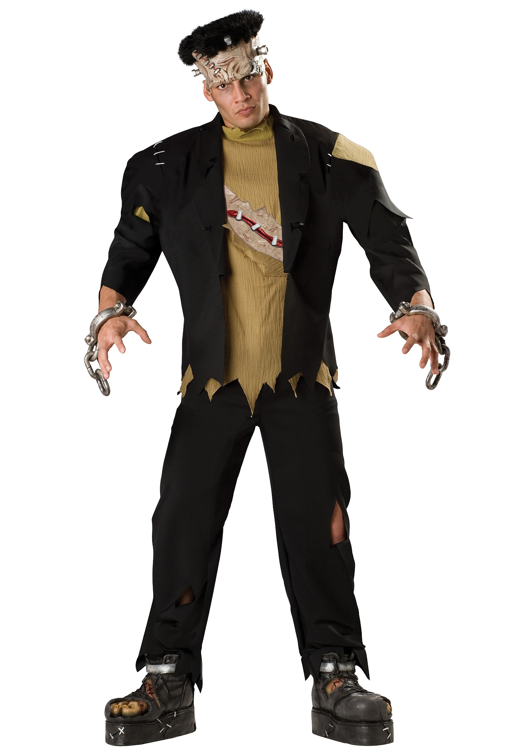 monster man costume - Halloween Costume Monster