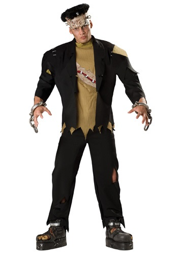 Image Monster Man Costume