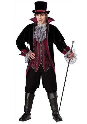Click Here to buy Versailles Vampire Costume from HalloweenCostumes, CDN Funds