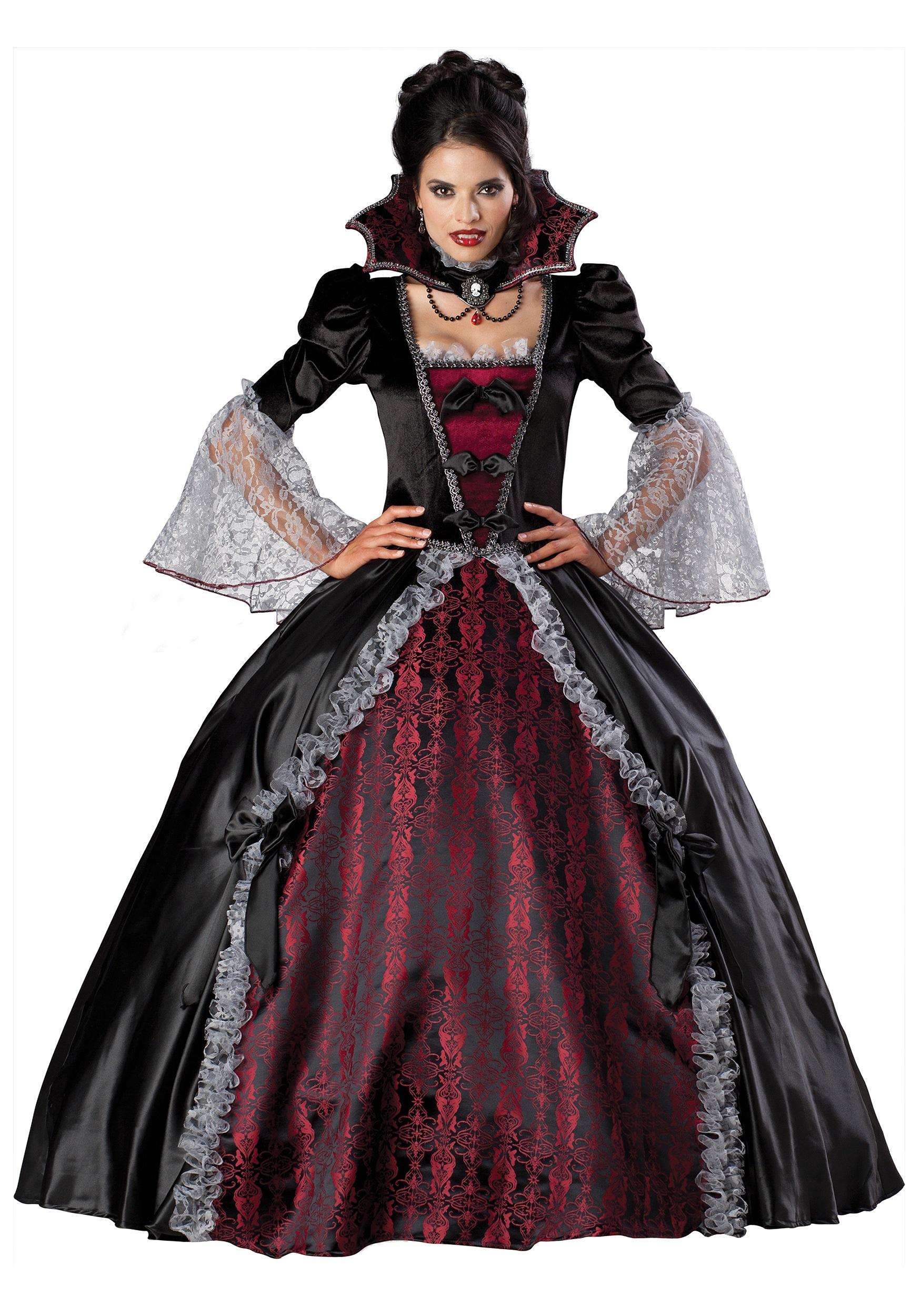 cfcf384973842 Versailles Vampiress Costume