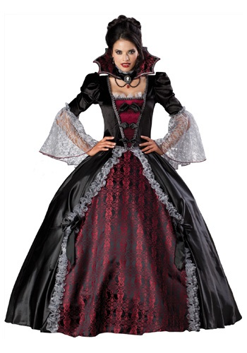 Versailles Vampiress Costume By: In Character for the 2015 Costume season.
