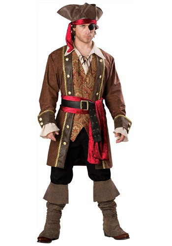Captain Skullduggery Pirate Costume By: In Character for the 2015 Costume season.