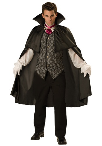 Click Here to buy Midnight Vampire Costume from HalloweenCostumes, CDN Funds