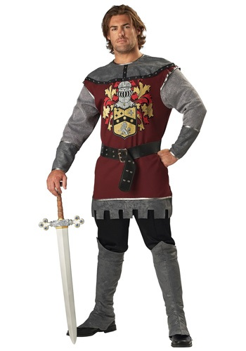 Noble Knight Costume for Men