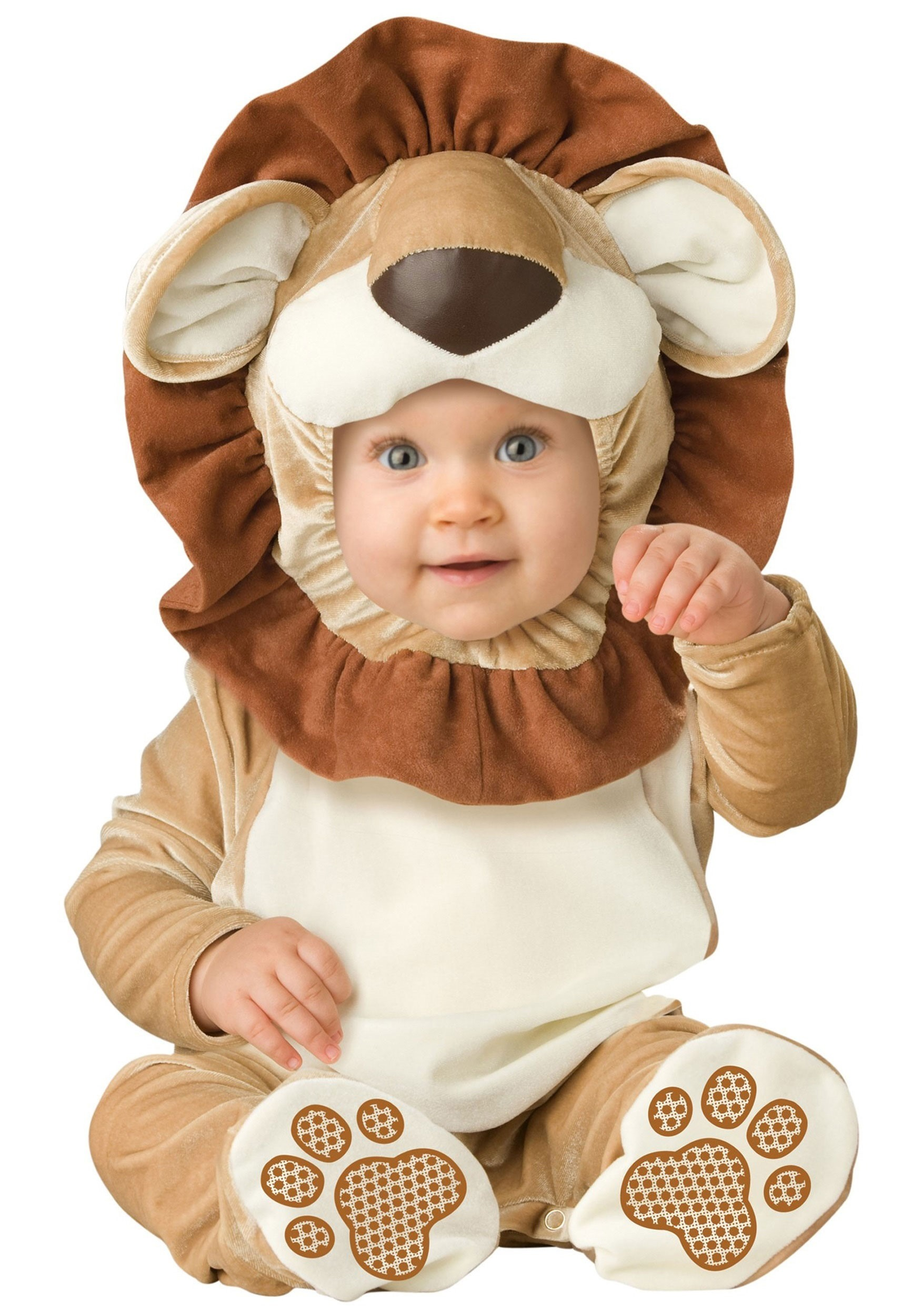 A new baby brings so much joy and happiness, and you can make fun memories with our large selection of infant Halloween costumes. Our adorable newborn Halloween costumes will bring cheer and smiles as you dress up your baby in a cute costume or festive bunting.