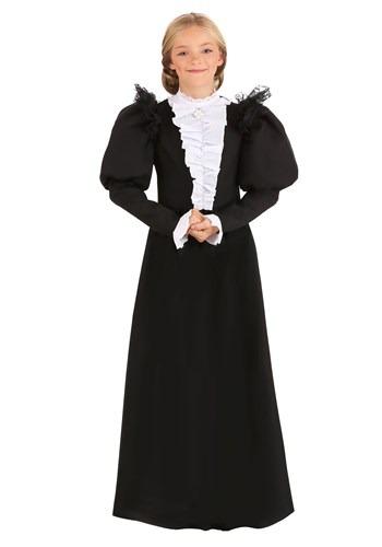 Girls Susan B. Anthony Costume