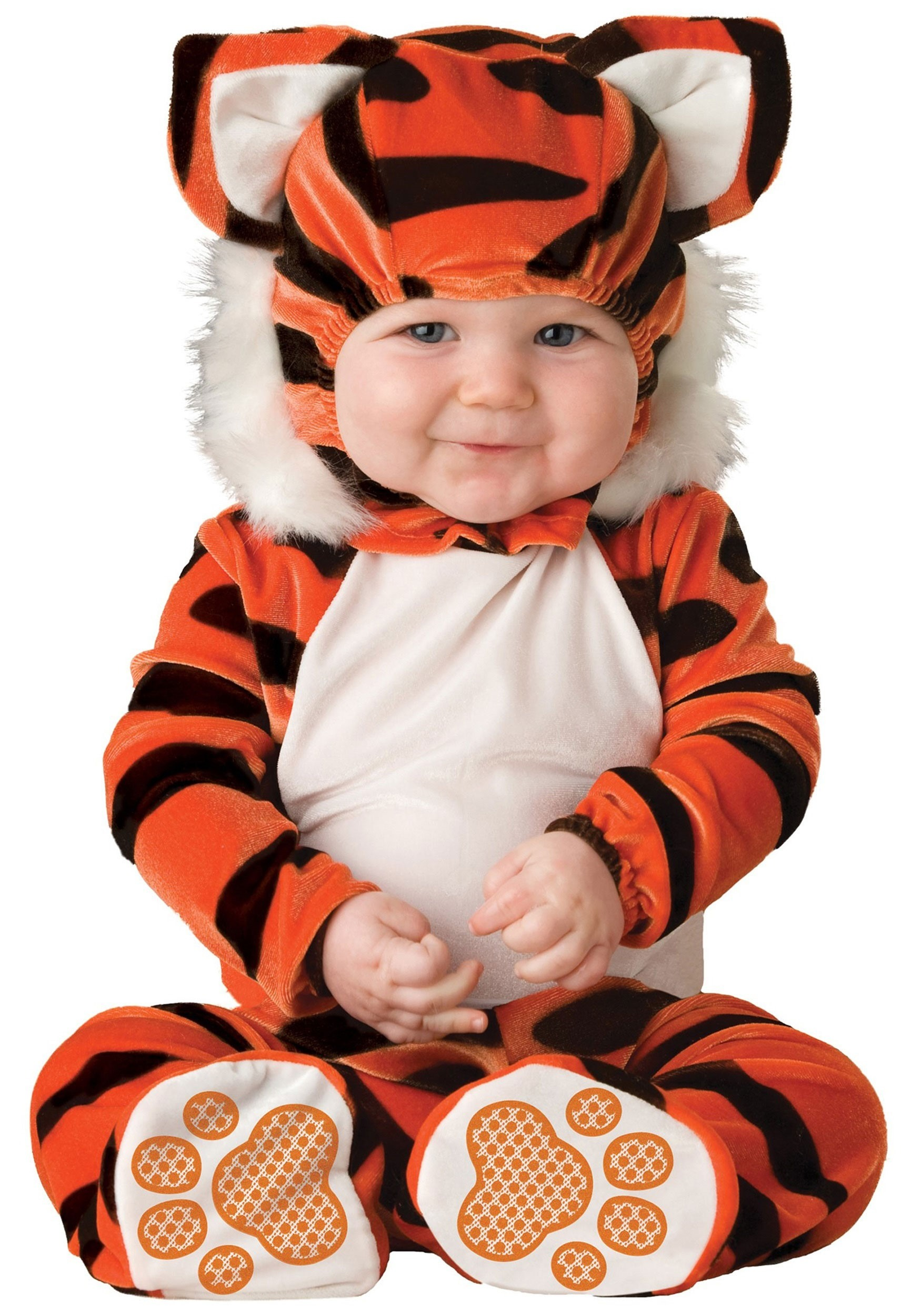infant tiger costume. Black Bedroom Furniture Sets. Home Design Ideas