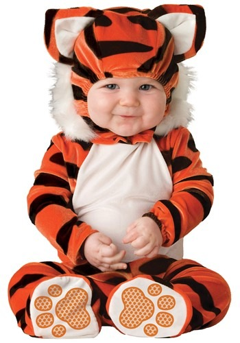 Click Here to buy Baby Tiger Costume from HalloweenCostumes