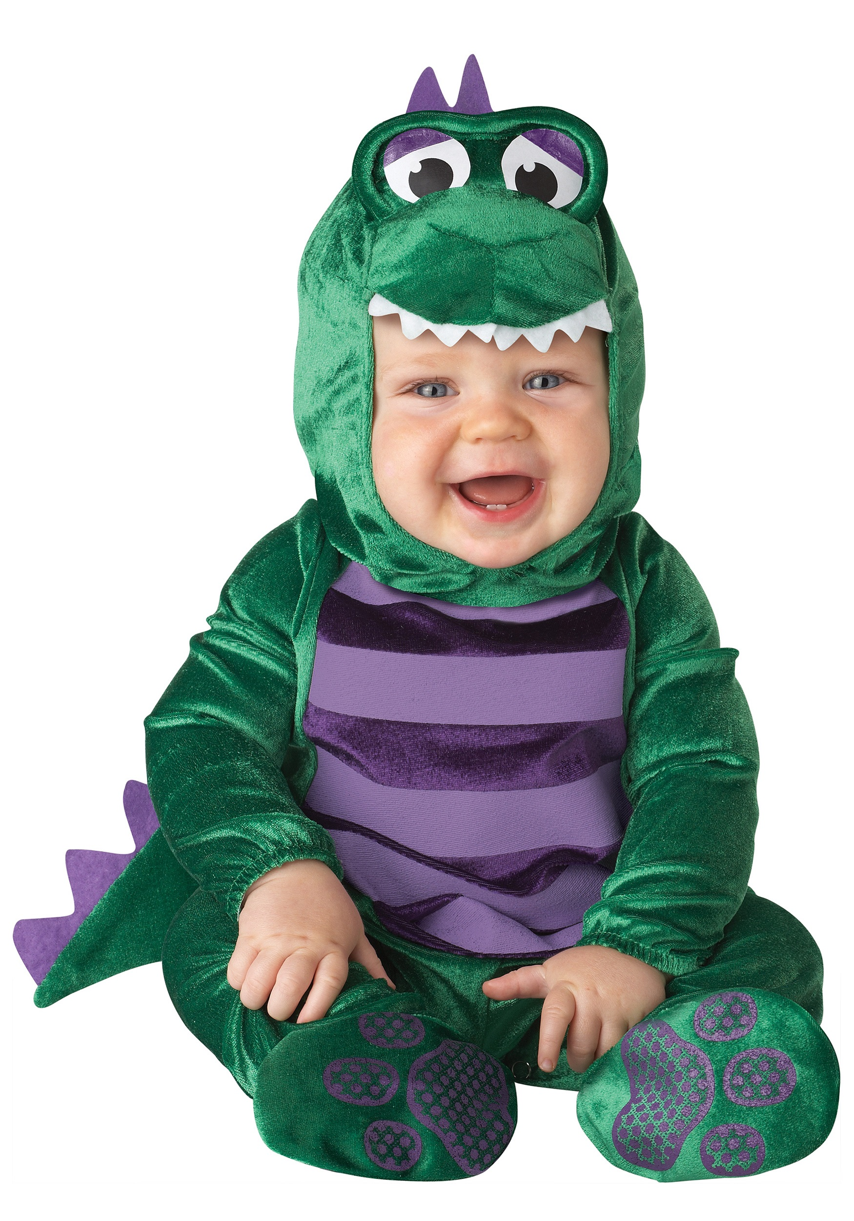 infant dinosaur costume. Black Bedroom Furniture Sets. Home Design Ideas