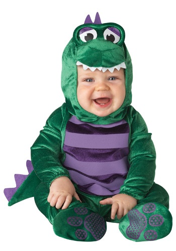 Infant Dinosaur Suit