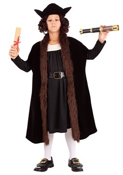 Boy's Christopher Columbus Costume