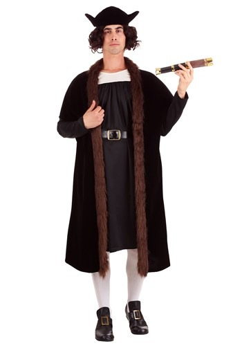 Men's Christopher Columbus Costume
