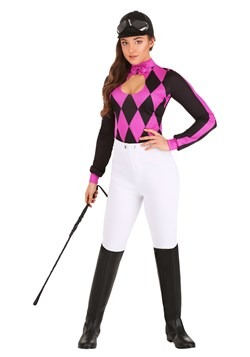 Women's Sexy Jockey Costume