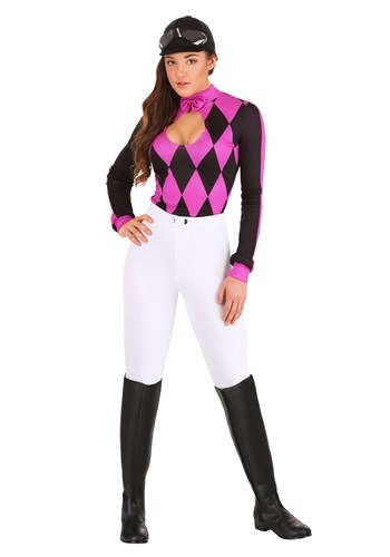 Womens Sexy Jockey Costume