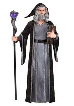 Deluxe Dark Wizard Costume