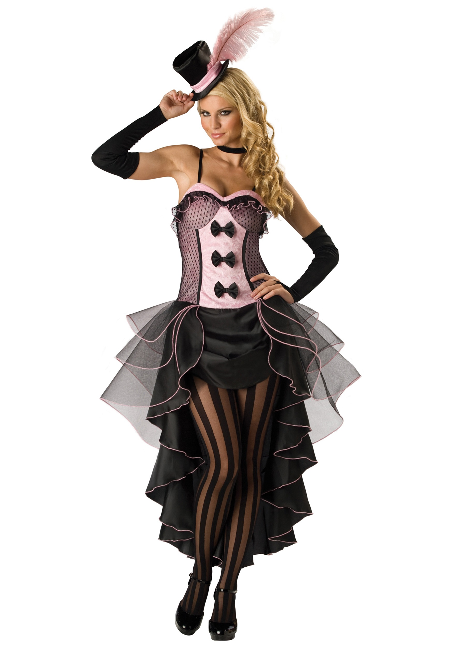 7eede37dfc43b Showgirl Outfits & Sexy Burlesque Costumes - HalloweenCostumes.com