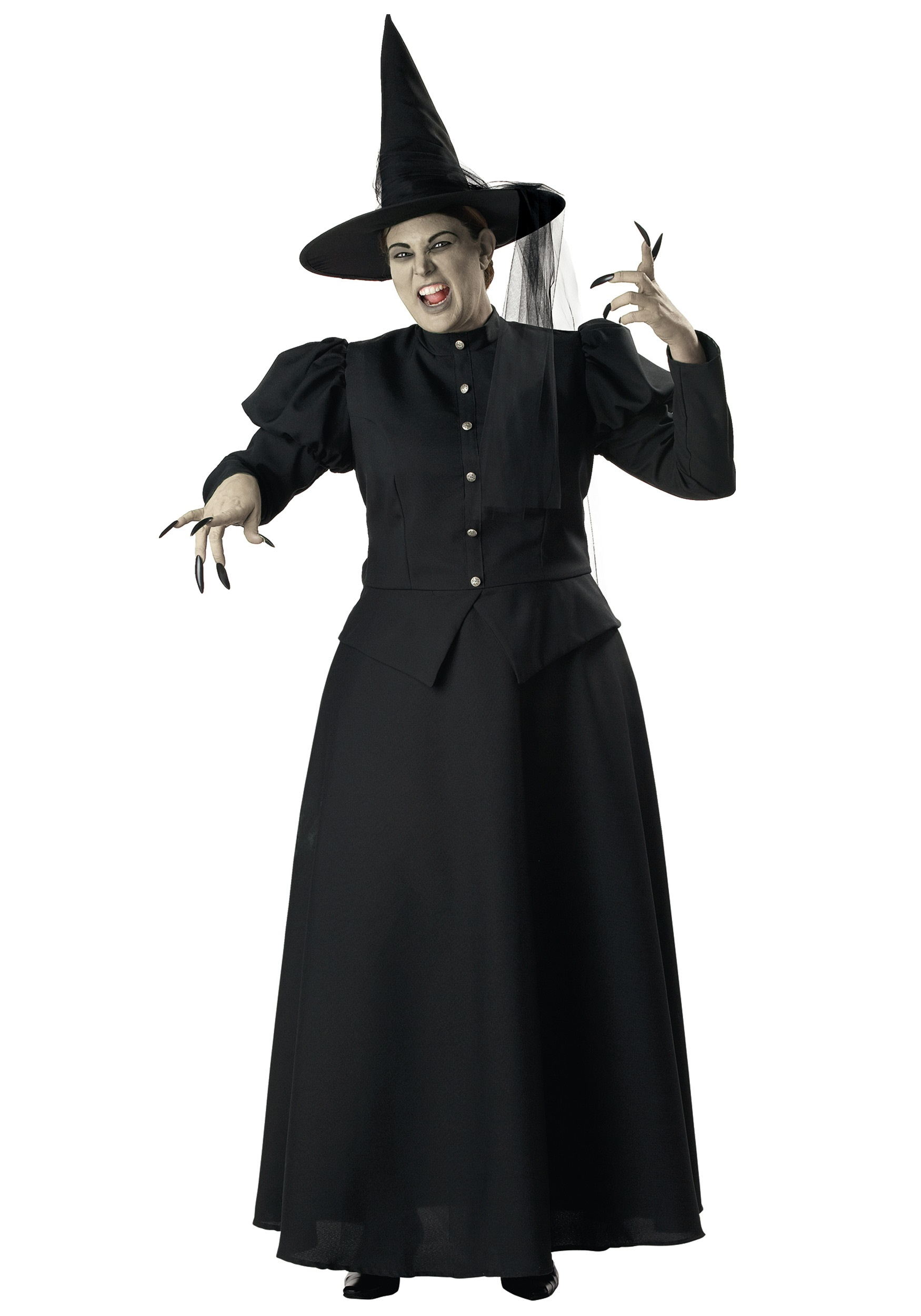 Halloween Plus Size Witch Costumes for Women   Halloween Wikii