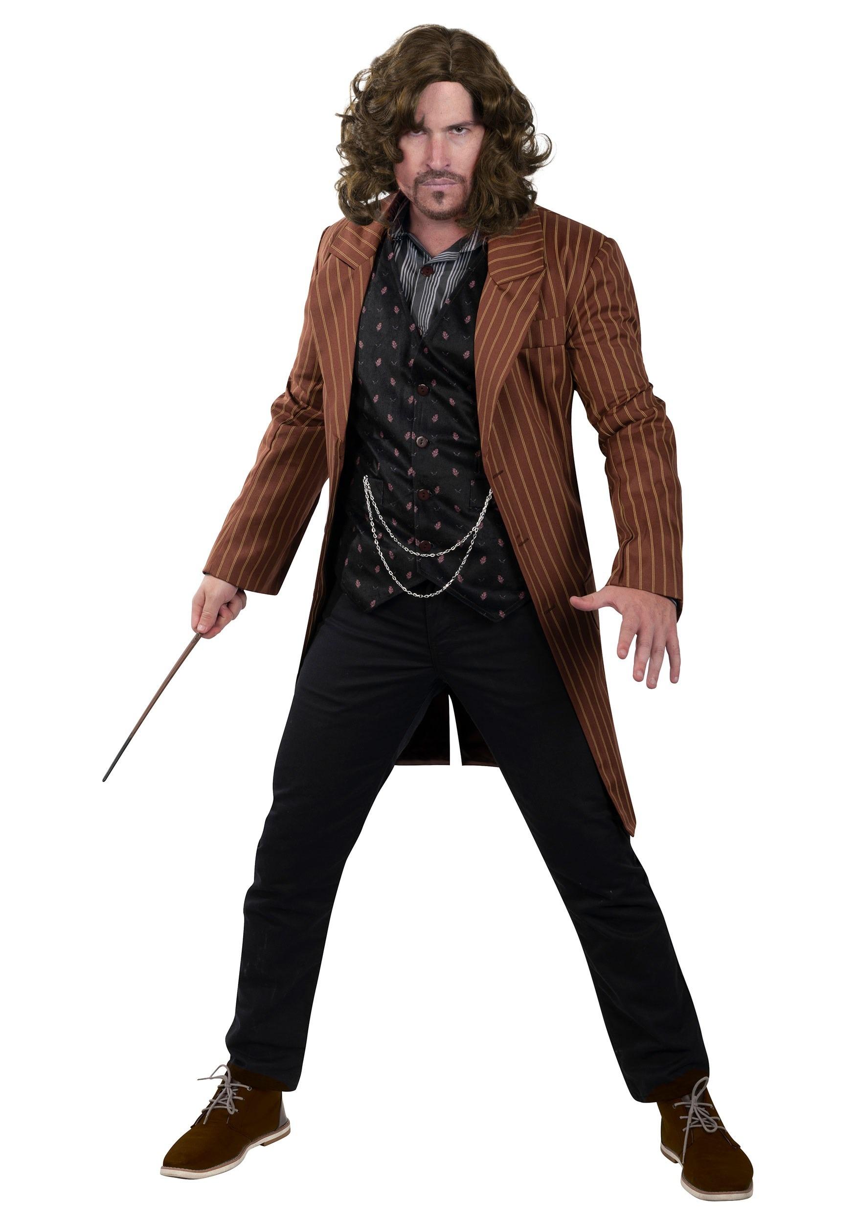 Harry Potter Men's Sirius Black Costume