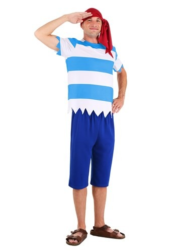 Men's First Mate Costume