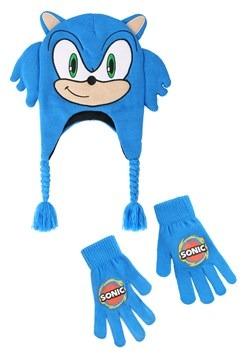Peruvian Hat & Glove Set - Sonic the Hedgehog